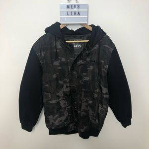 Lira Men's Camoflage Jacket